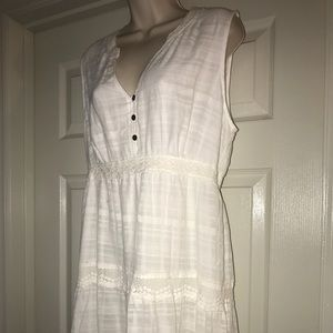 Knox Rose Sleeveless Long Dress Size Large